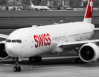 SWISS Airlines - photo set