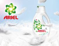 Ariel / Advertising