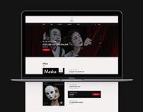 Pantomima Teatrı Website and App