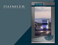 Daimler Employee Kiosks