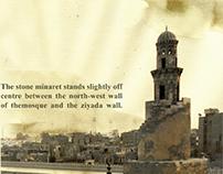 ISLAMIC CAIRO Book 2009 (design & photography)