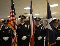 HPD Welcomes the Wounded Warriors
