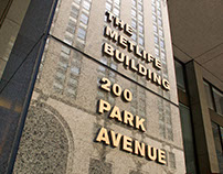 The MetLife Building, 200 Park Avenue