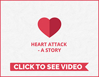 VIDEO ANIMATION - HEARt ATTACK - A STORY