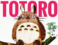 Illustration: Totoro