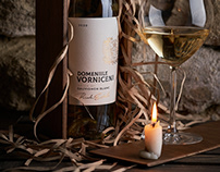 Select Wine Label Design - Domeniile Vorniceni