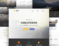 Idea - Responsive Email and Newsletter Template