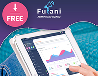 Futani Admin Dashboard (Freebie)