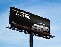 Nissan Billboard