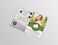 Flyer for www.biobella.gr