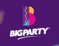 Branding BIG PARTY