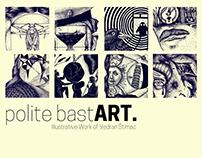 Polite BastART / 2020 Portfolio /