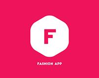 Fashion App UI Design