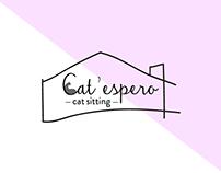 Cat'espero – Cat sitting service