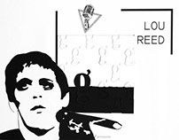 Tribute Lou Reed