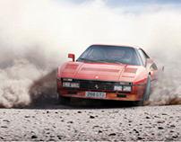 Ferrari 288GTO & 330P4_CGI
