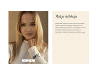 Simple online clothing store