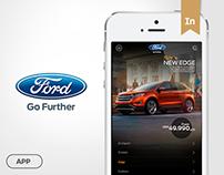 Ford App Design