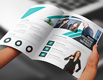 Lesmob Corporate Bi-fold Brochure