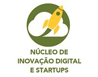 LOGO Núcleo de Inovação Digital e Startups