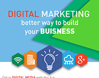 Digital Marketing Flyer