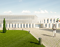 Health and Innovation Centre. Caceres