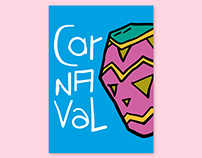 Carnaval Posters