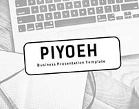 Piyoeh Business Presentation Tempalte