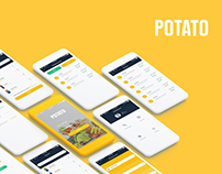 Potato - Online Grocery