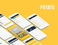 Potato - Online Grocery