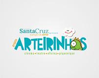 Direção de Arte } Arteirinhos | Projeto