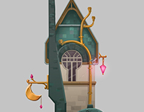 Alchemist`s House