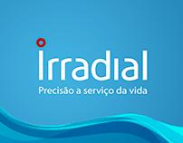 Portfólio Digital - Clínica Irradial