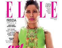 Styling for Elle India - Portfolio