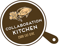 Collaboration Kitchen Brand Identity