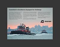 Moran Advertisement