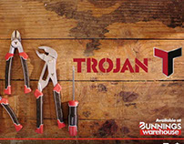 Trojan Hand Tools - The Range TV Commercial