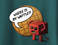 Where Is My Waffle?!