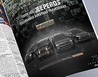 Jeep 75 Aniversario Edición Limitada