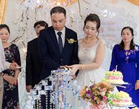 Chụp ảnh đám cưới Ms Dương