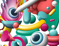 AR illustration with Adobe Aero