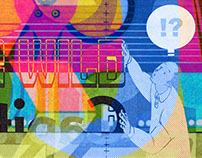 Harvard Business Review illustrations