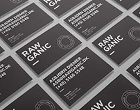 ID & packaging – Rawganic