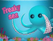 Freaky sea