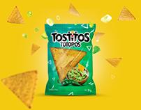 Tostitos - Totopos