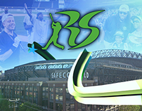 Richard Sherman Celebrity Softball Game