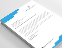 Letterhead Designs Free Psd File