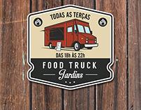 Food Truck Posto Jardins