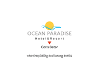 Works of Ocean Paradise Hotel and Resort