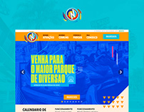 Website - Nicolândia